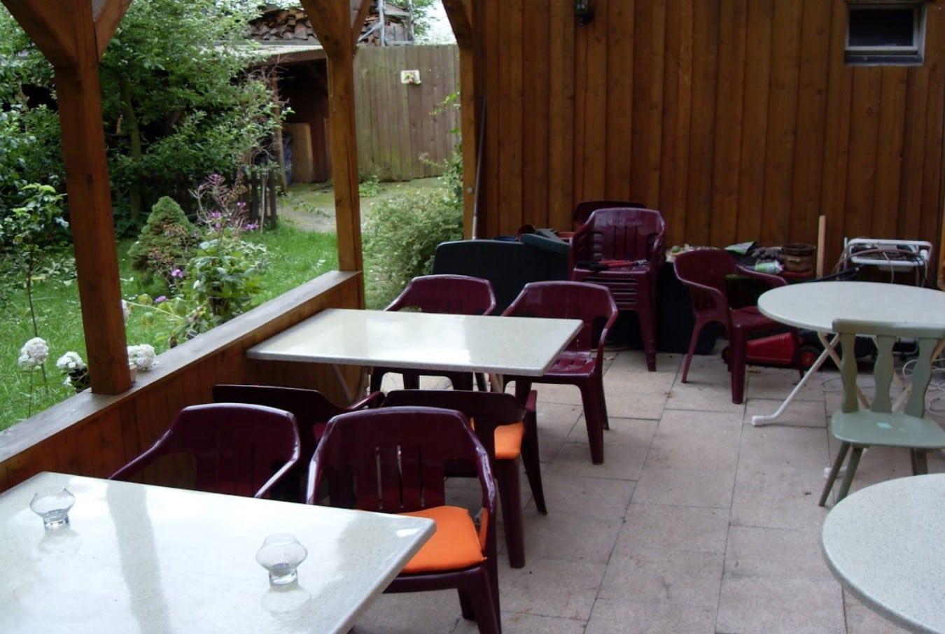 Die Gaststätte Schnürsenkel eine Gay Bar in Hof