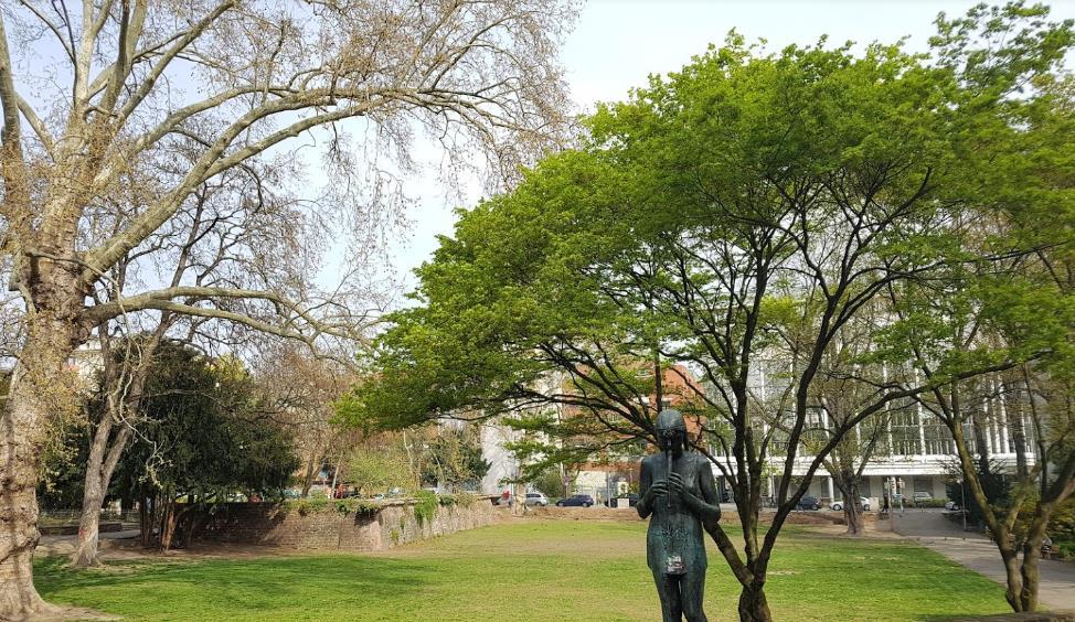Lauergärten von Mannheim 🌳 Der beliebte Cruising Garten in