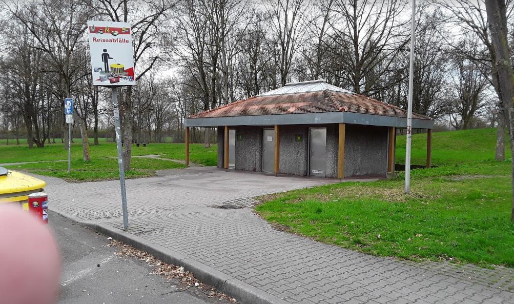 Parkplatz Kälbling
