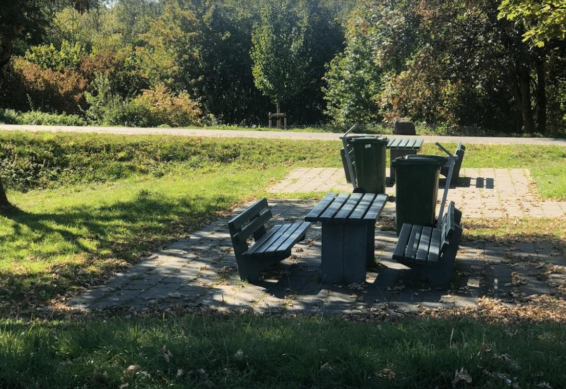 Parkplatz Märkerwald