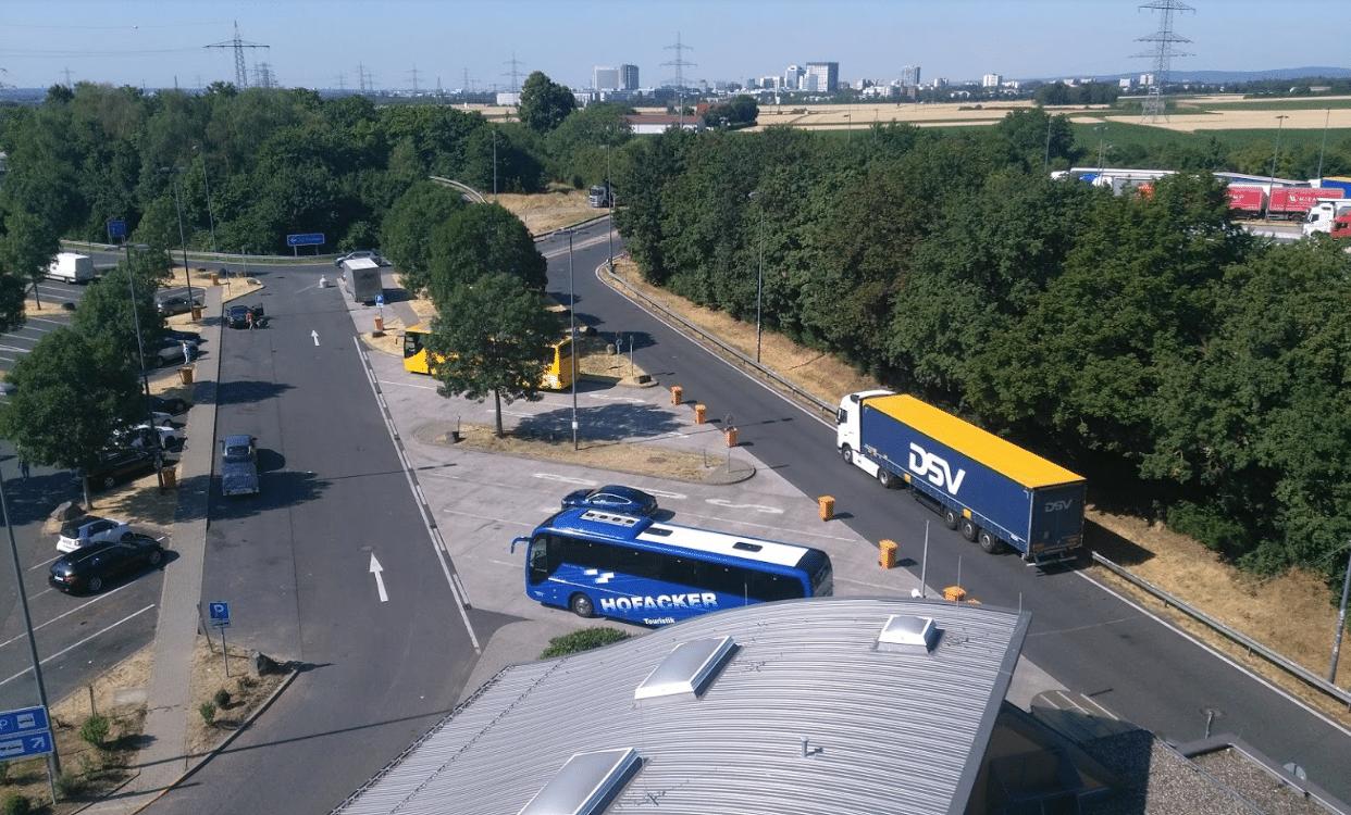 Raststätte Taunusblick Eschborn