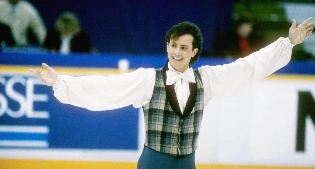 Schwule Sportler Beispiel Nr. 5: Brian Boitano