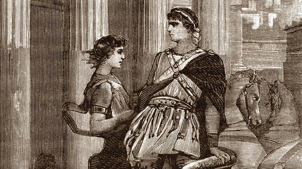 Homosexualität im Römischen Reich
