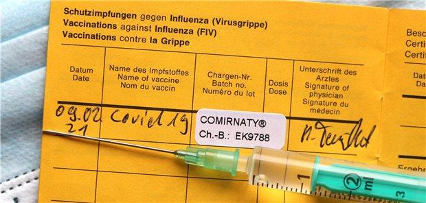 Die Corona-Impfung und das Leben
