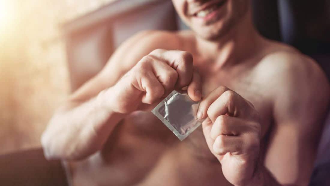 Was, wenn das Kondom reißt
