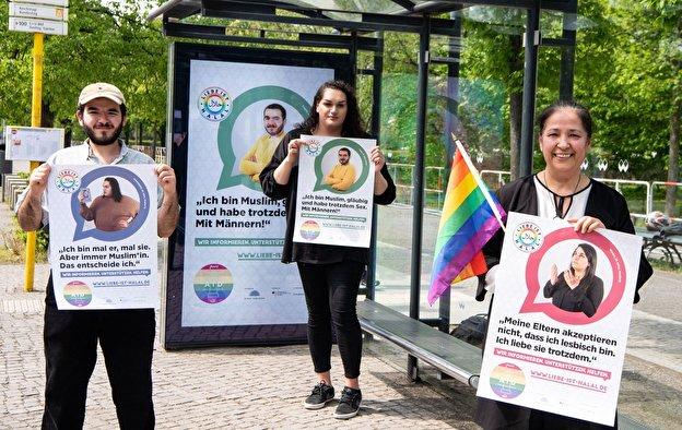 Wie passen Islam und LGBTQ zusammen