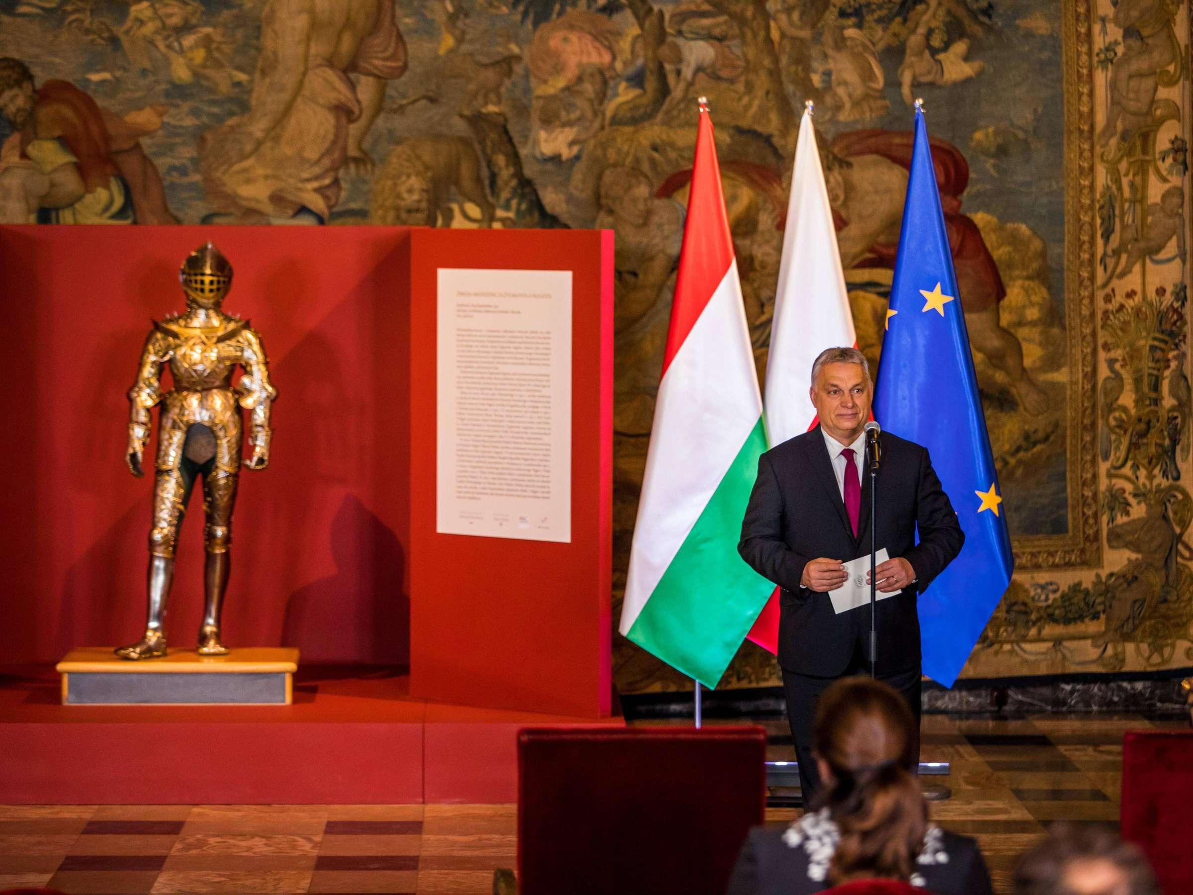 Viktor Orbán bleibt LGBTQ-Feindlich