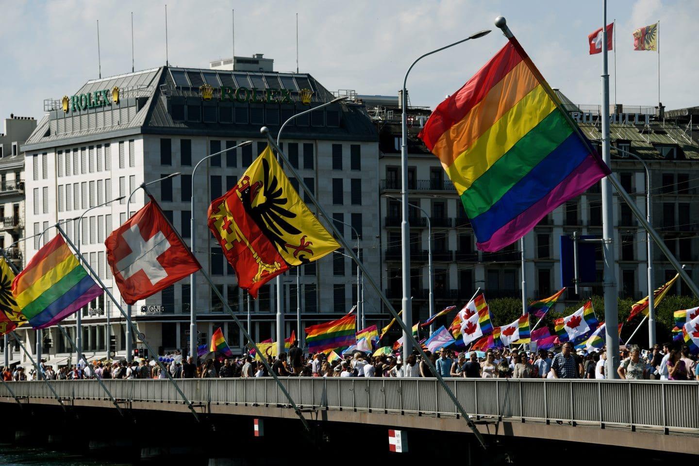 Der Geneva Pride startet Ende Juni