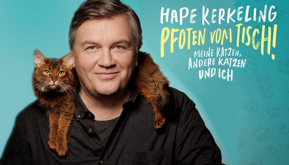 Hape Kerkeling veröffentlicht sein Buch