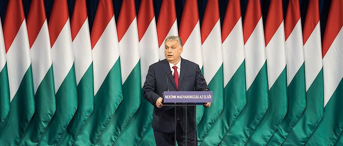 Neues LGBTQ Gesetz in Ungarn