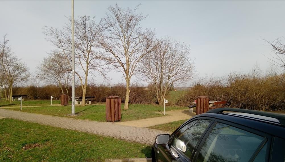 Parkplatz Brohmer Berge