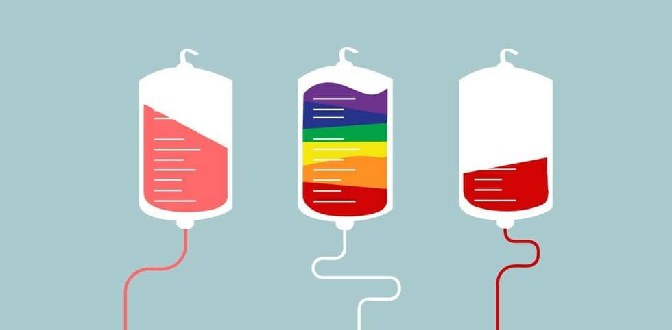 Gays dürfen in Israel nun Blut spenden