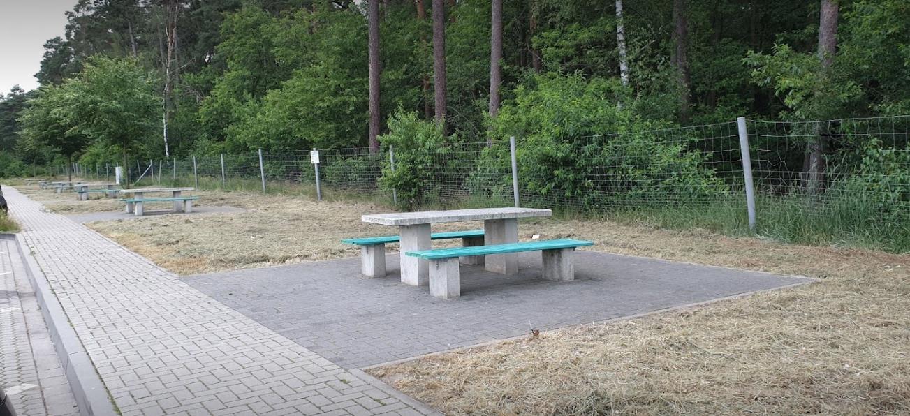 Rastplatz Stellheide