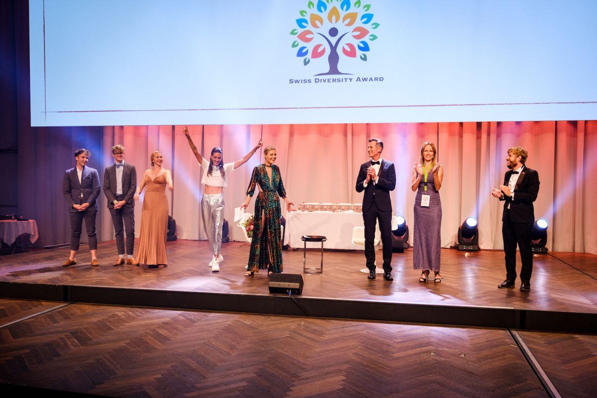Der Swiss Diversity Award