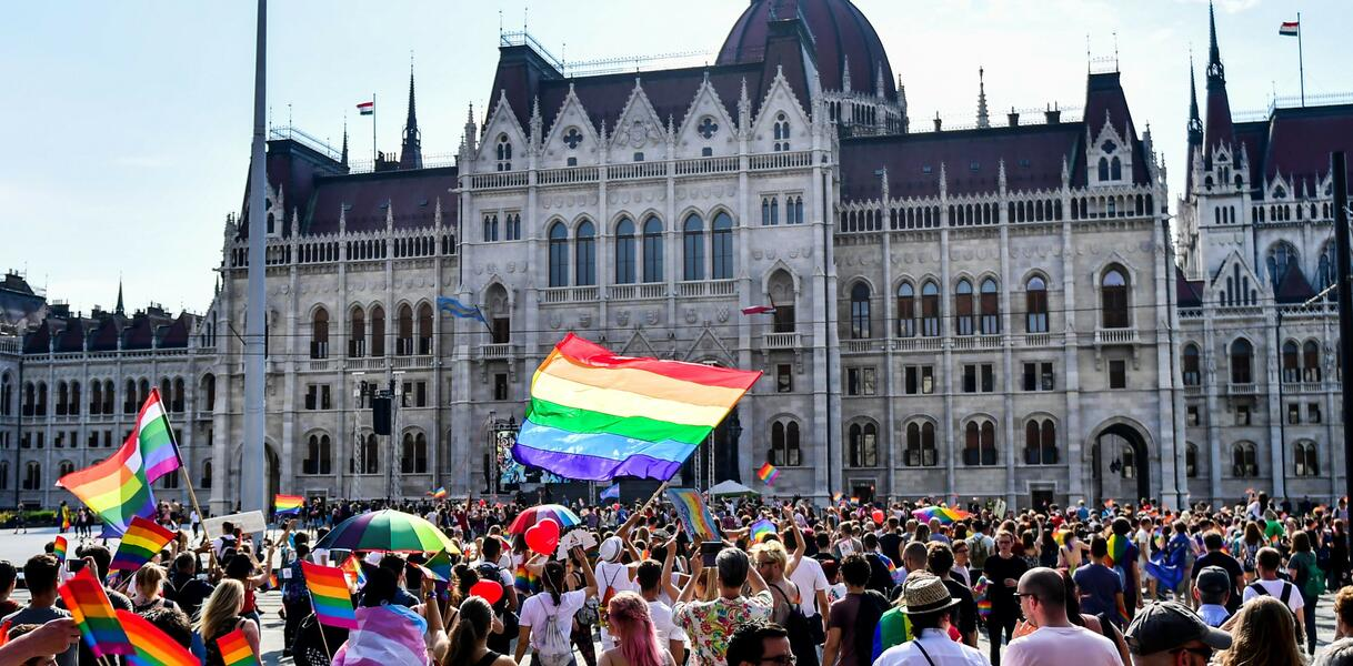 Im Kampf gegen das Anti-LGBTQ-Gesetz