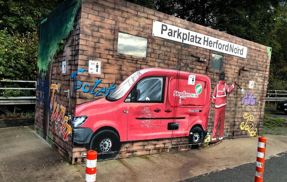 Parkplatz Herford