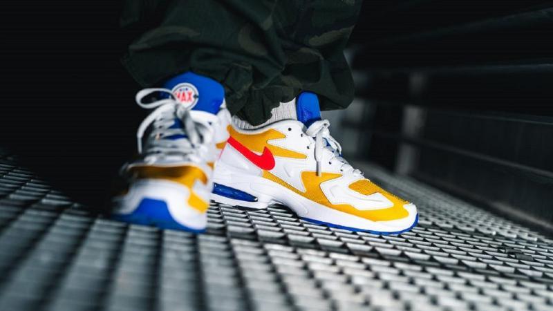 Schuhtrends Nr. 1: Retro Sneakers