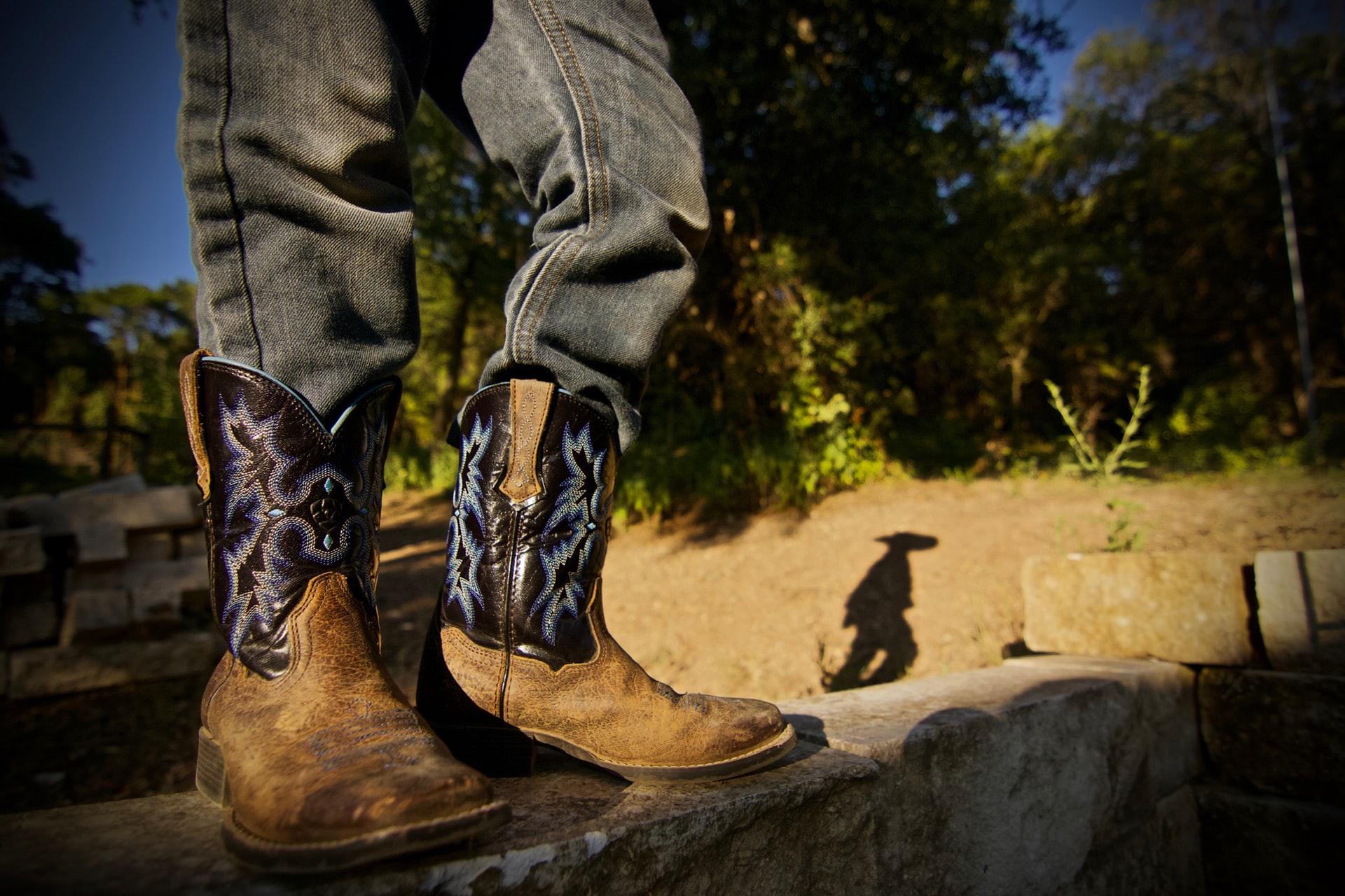 Schuhtrend Nr. 2: Cowboystiefel