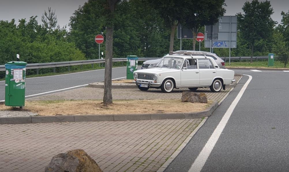 Parkplatz Dornheimer Rieth