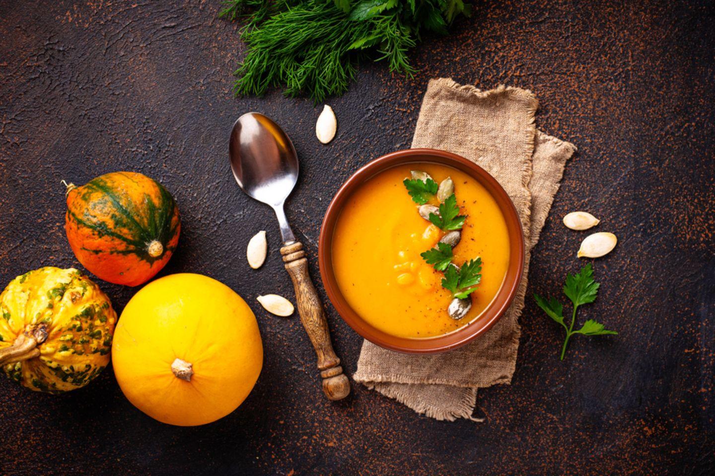 Kürbisrezeptideen passend für den Herbst